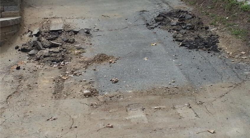 Driveway Repair Reston VA