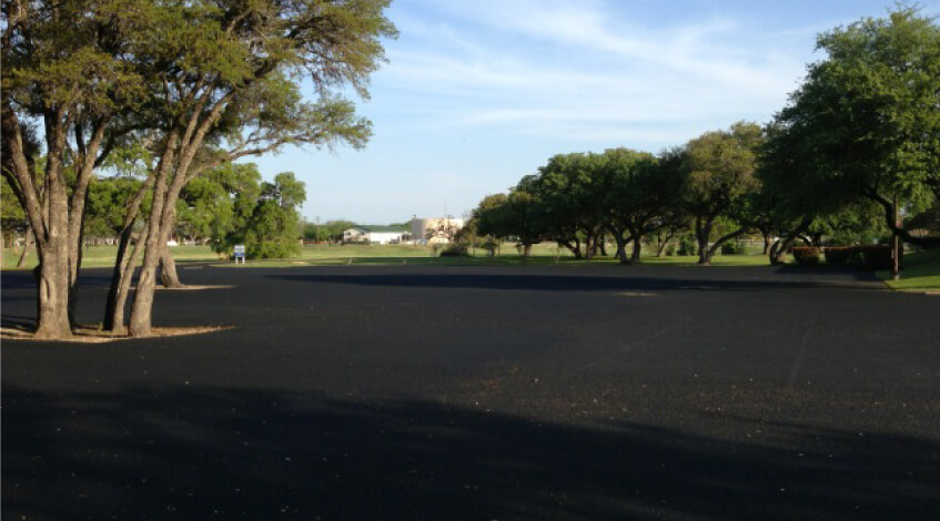 Parking Lot Repair Reston VA